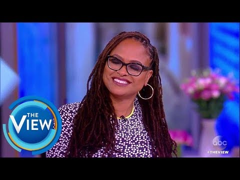 Ava DuVernay Talks Inclusion Riders, Working With Oprah In 'A Wrinkle In Time'  The View