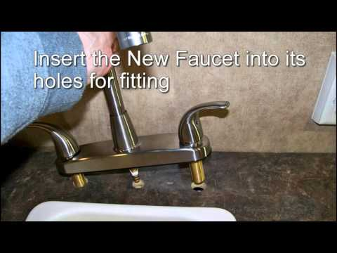 easy-upgrading-to-a-better-kitchen-faucet-&-sprayer:-rv-camper-mods