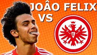 The Match That Made João Felix #1 Target of Juventus, Arsenal, Manchester City, Barcelona • HD