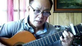 Mẹ Tôi (Nhị Hà) - Guitar Cover