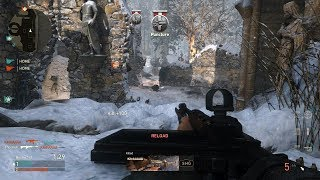 Call of Duty: WWII - Capture the Flag - Multiplayer Gameplay (PC HD) [1080p60FPS]