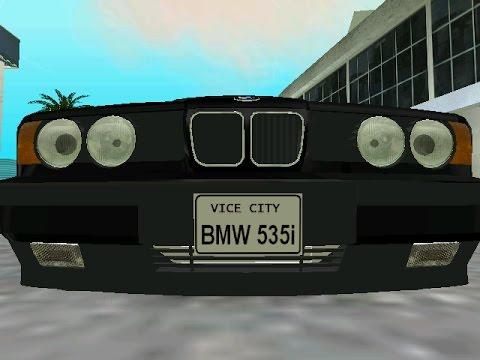 GTA SA - Чёрный бумер