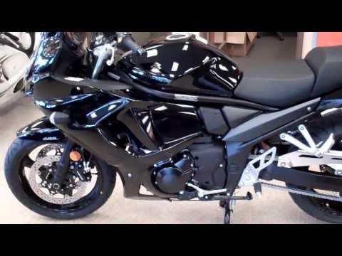 All New 2011 GSX1250 - Bandit - Santa Rosa Powersports