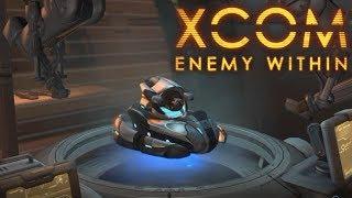 Xcom Enemy Within w/ Jet Sun Part 32: Shiv Time