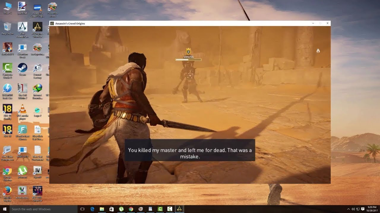 Assassin's creed origins [demo] free download youtube.