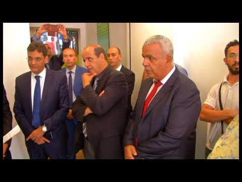 Inauguration Agence Digitale BNP Paribas El Djazaïr 12/09/2017