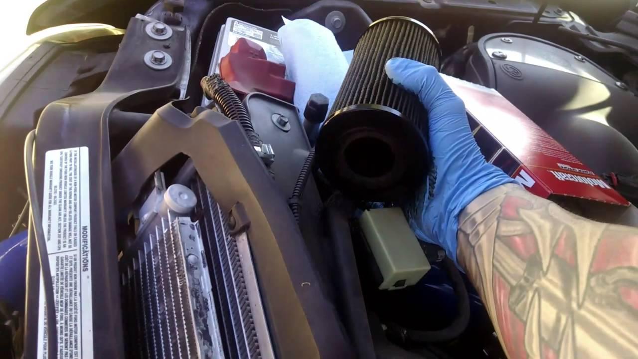 2008 f350 oil filter [ 1280 x 720 Pixel ]