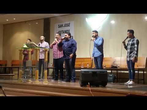 coro de villaverde en la iglesia de san jose zaragoza