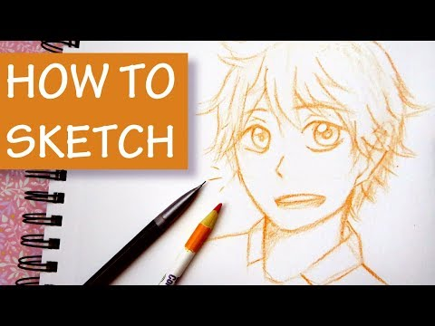 How To Sketch For Beginners: Tips On How To Improve Your Sketches