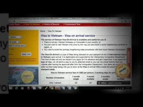 Vietnam Travel Services: Visa to Vietnam