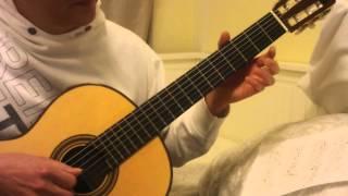 """Hướng Dẫn Guitar Solo Đoạn Dạo Đầu (Intro.) Bài """"Ai Cho Tôi Tình Yêu"""""""