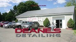 Deane's Detailing - Maine's Leader Since 1971