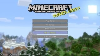 Minecraft: Nintendo Switch Edition Review (Video Game Video Review)