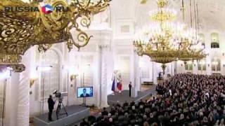 Политическая реформа Медведева