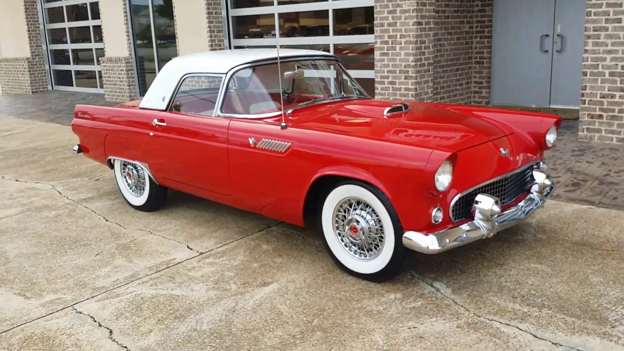 1955 Ford Thunderbird Hardtop