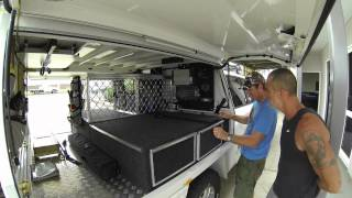 Landcruiser 200 Series Conversion: The Details ► All 4 Adventure TV