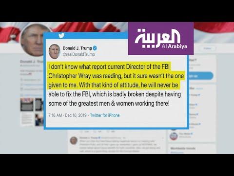 ترمب يصف اتهامات الديمقراطيين الساعية لعزله بـ المثيرة للسخر  - نشر قبل 5 ساعة
