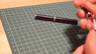 How to make a $800 pen for a few bucks