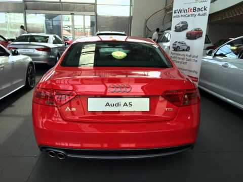 2015 audi a5 tdi auto for sale on auto trader south africa youtube. Black Bedroom Furniture Sets. Home Design Ideas