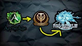ArcheAge, который прошел через Skyforge, чтобы стать ФИНАЛКОЙ!