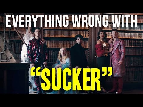 "Everything Wrong With Jonas Brothers - ""Sucker"""