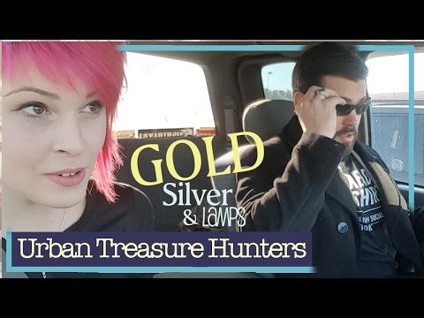 Urban Treasure Hunters Trailer - COMING SOON.