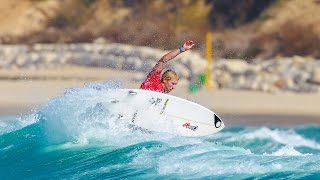2017 SEAT Pro Netanya Highlights: Fun Surf Greets Competitors in Israel
