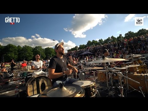 Justin Timberlake - Can't Stop The Feeling (drum...