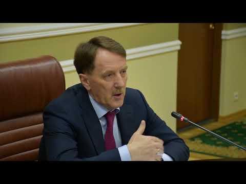 Вице-премьер представил Кобылкина коллективу министерства