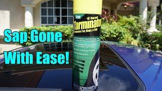 Stoner Car Care Tarminator Review. Tree Sap GONE!
