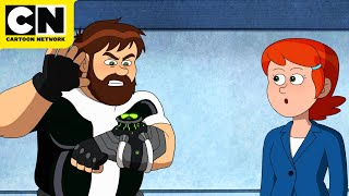 Every Ben 10 Character From the Future | Cartoon Network