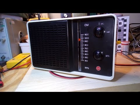 CGE RP-202 Radio part 1 of 1
