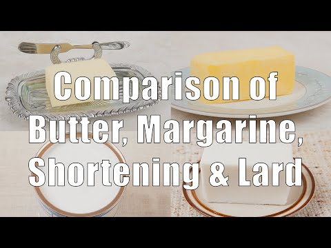 Can margarine be substituted for butter in cooking