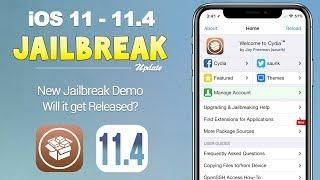 iOS 11.4 Jailbreak ACHIEVED! Demo Shown on Video   JBU 59