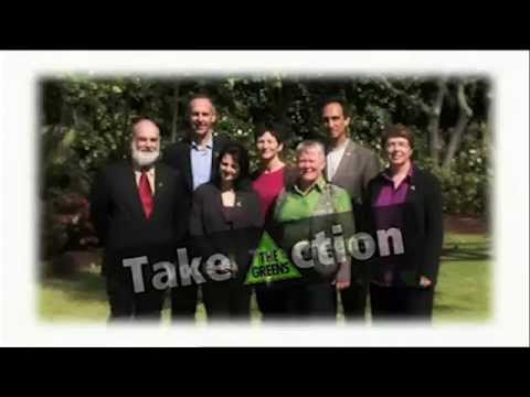 Australian Greens 20th Anniversary Video