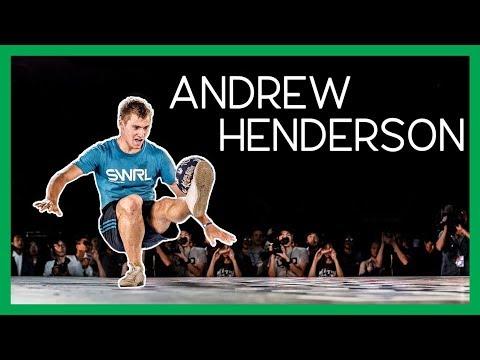 POV (#1) - Andrew Henderson (5 krotny mistrz świata)