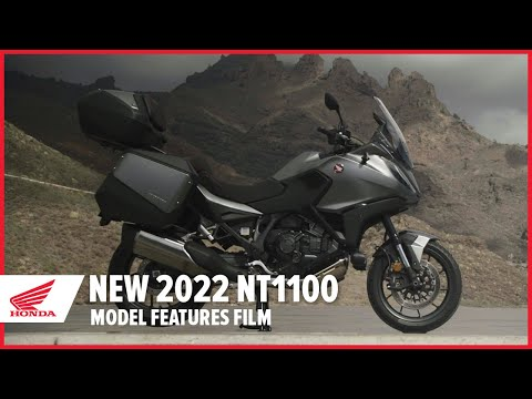 New 2022 NT1100 Model Features Film