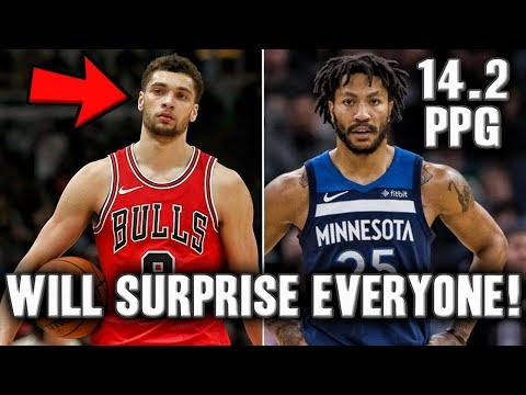 5 NBA Players That Will Surprise Everyone This Season | Derrick Rose Comeback?