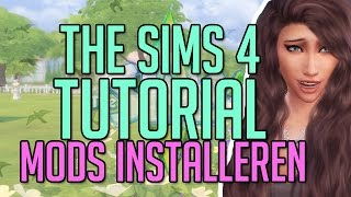 MODS INSTALLEREN | The Sims 4 TUTORIAL