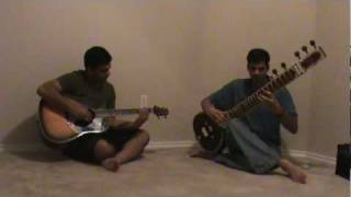 Maa   Taare Zameen Par   Best Guitar and Sitar Combination