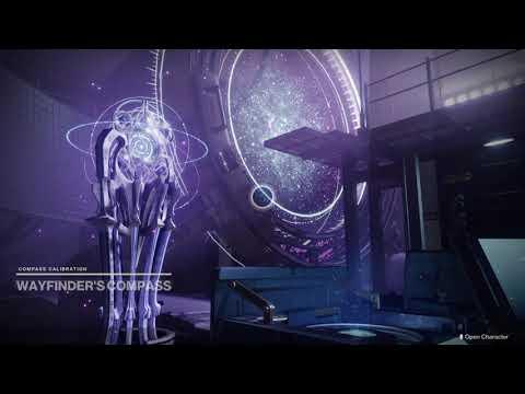 Destiny 2: Season of the Lost: Wayfinder's Voyage I: Astral Alignment. |