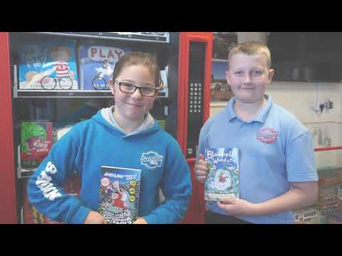 More on our Vending Machines from our Head Boy & Head Girl!