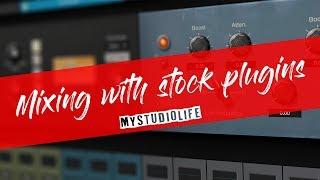 Mixing Hip Hop Vocals with Stock Plugins | Studio One 3
