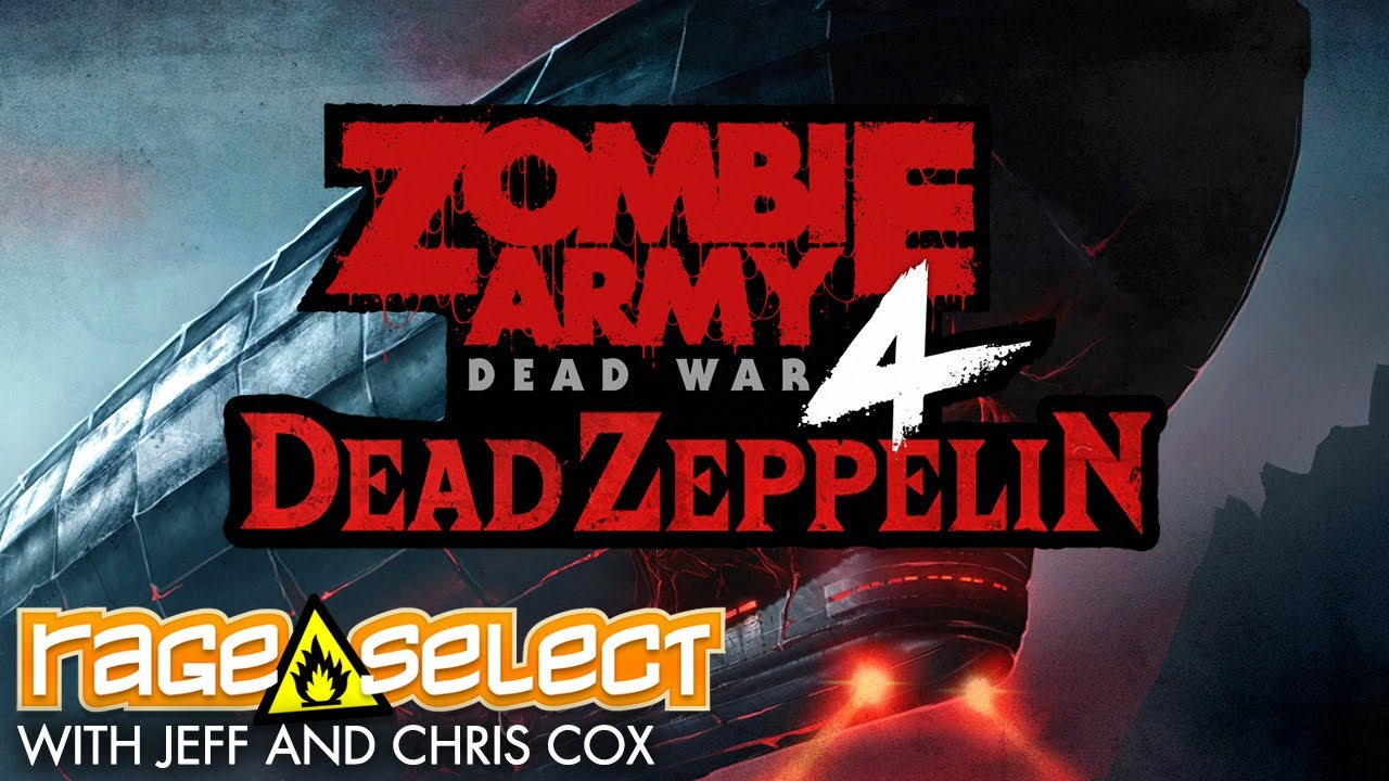 Zombie Army 4: Dead War - Dead Zeppelin (The Dojo) Let's Play