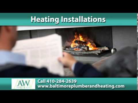 video:Heating Repairs Baltimore, MD | A W SMITH & SON