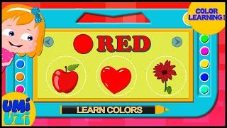 Fun Color Songs Educational Video For Kids
