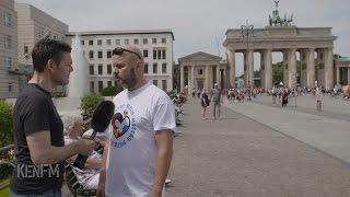 Рассерженный немец и с ним 250 немцев едут в Россию с миром! [Голос Германии]