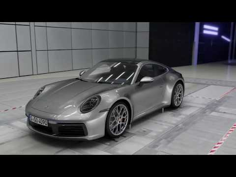 2020 the new Porsche 911 992 - Development Design
