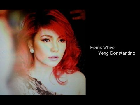 Ferris Wheel - Yeng Constantino (Lyrics)
