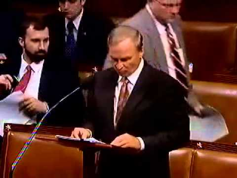 Congressman Forbes debates the authorization to use military force in the war on terror
